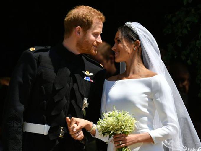Trước khi đám cưới với Harry, Meghan có 6 triệu USD