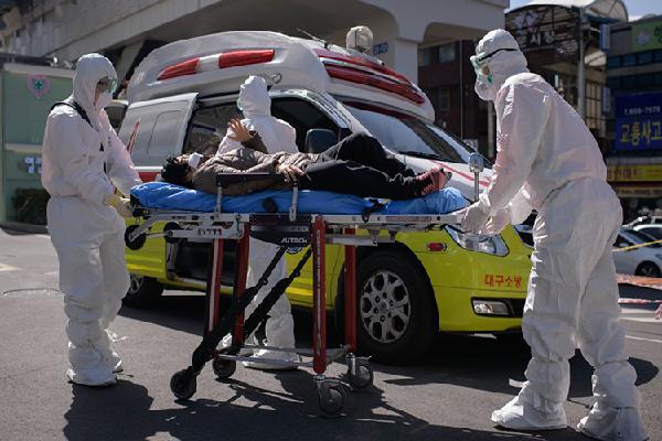 5.400 ca tử vong vì nCoV trên thế giới
