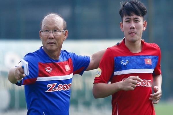 Bất ngờ với danh sách rút gọn của đội tuyển Việt Nam