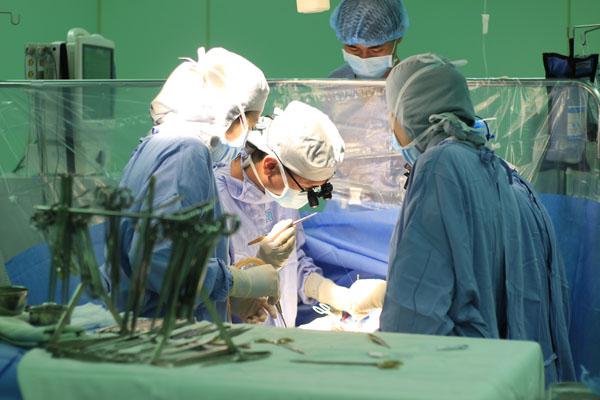 Kỹ thuật mổ tim giảm đau đã có tại TP.HCM