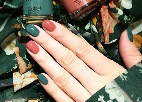 Làm điệu với những mẫu nail tuyệt đẹp