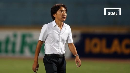 CLB TP.HCM đã quyết định chia tay HLV Toshiya Miura