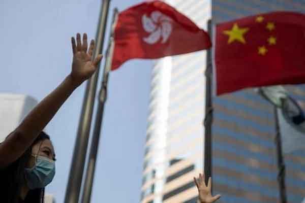 Mỹ cùng đồng minh phản đối Trung Quốc áp đặt luật an ninh với Hồng Kông