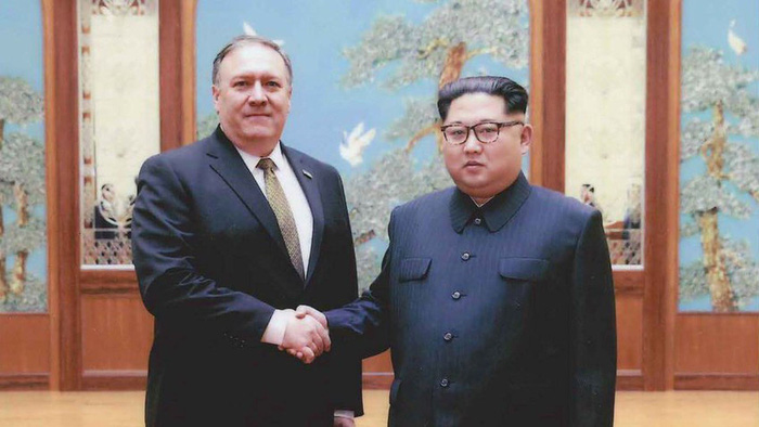 Triều Tiên thả tự do cho ba công dân Mỹ gốc Hàn