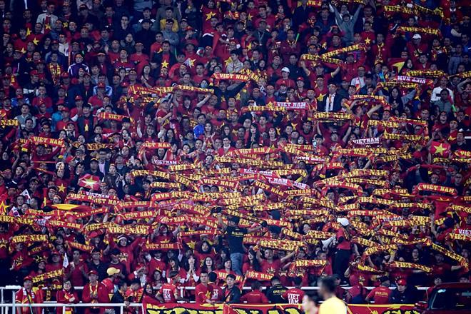 Nhiều trận bất bại sân nhà của Việt Nam khiến giấc mơ Malaysia 'nghẹt thở'