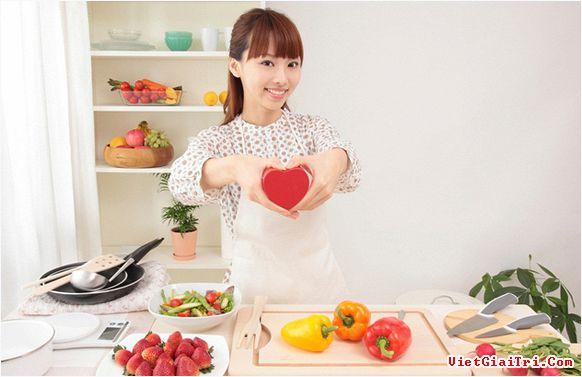 Mẹo hay cho phụ nữ yêu việc nấu nướng