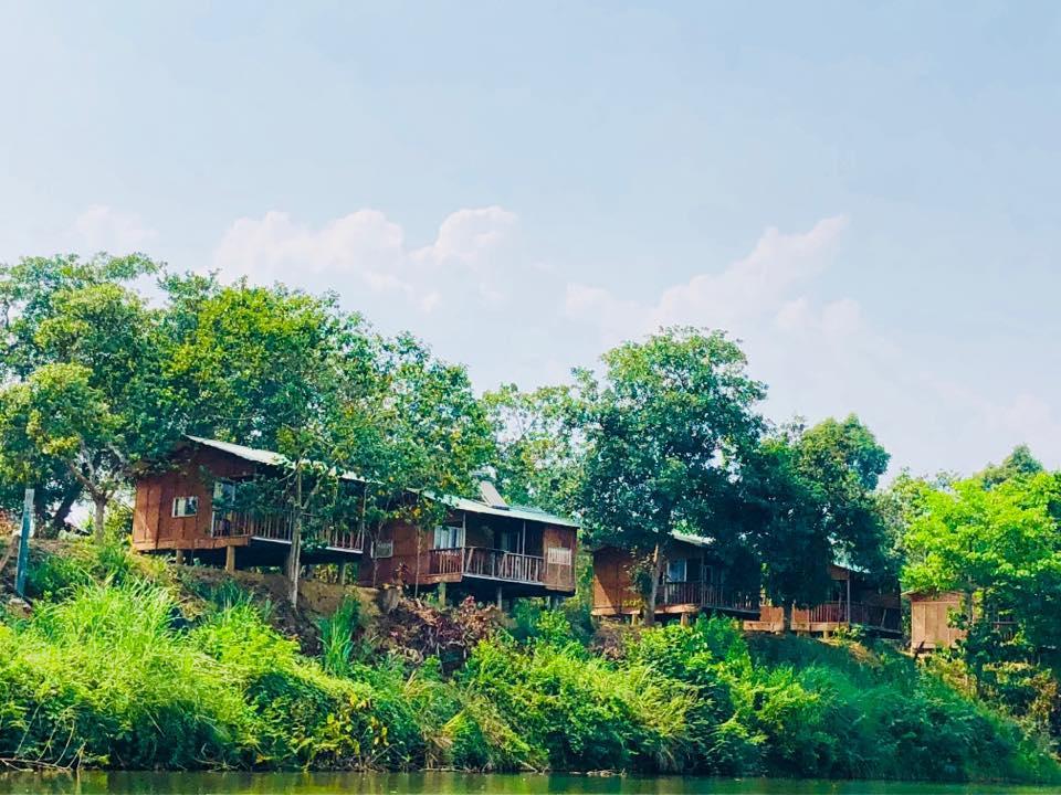 Khu rừng nhiệt đới thú vị ở Đồng Nai