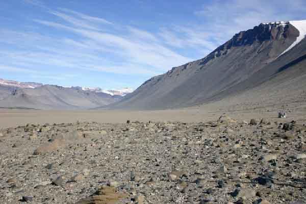 Những sự thật kì bí về lục địa băng giá Nam cực