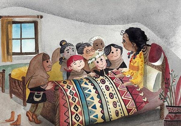 Một người cha ở Đức muốn chỉnh sửa lại truyện cổ tích cho tích cực hơn