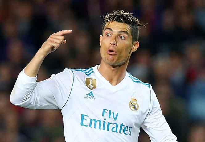 Ronaldo cậy nhờ Real Madrid để khỏi… ngồi tù