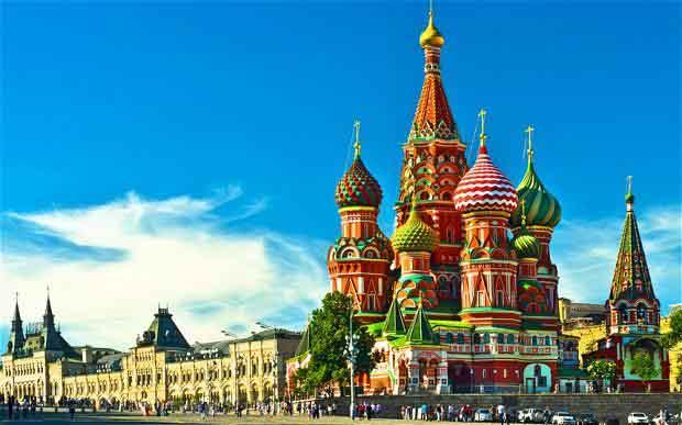 World Cup 2018 - Cháy tour đi Nga