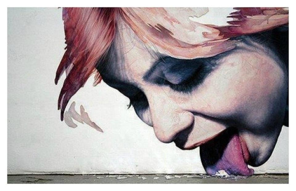 Những tác phẩm nghệ thuật đường phố độc đáo