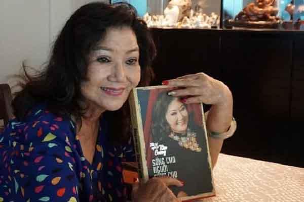 NSND Kim Cương phát hành hồi ký sách nói