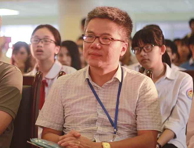 Ra mắt tủ sách toán học của giáo sư Ngô Bảo Châu và cộng sự