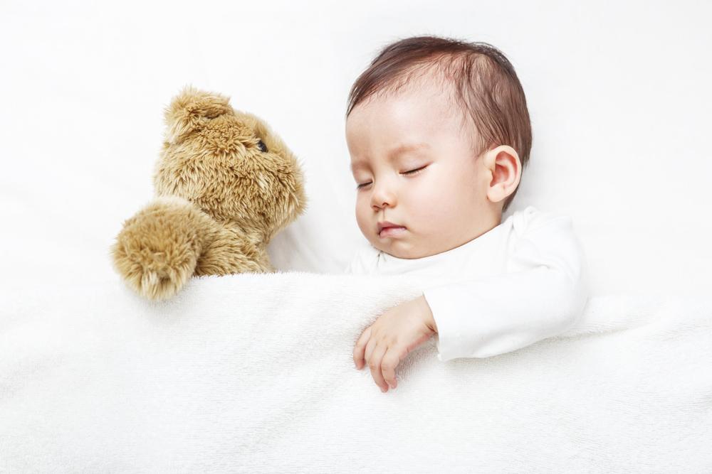 Ngủ không cần gối: Tốt cho trẻ nhỏ!