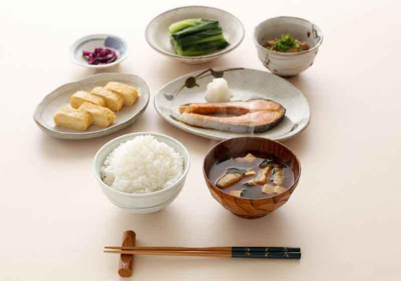 Nguyên tắc dinh dưỡng của người Nhật để có dáng chuẩn