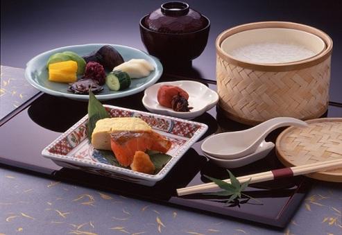 Người Nhật có bữa ăn sáng cực kì thú vị