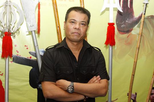 Một võ sư, diễn viên từng đóng phim Người phán xử bị khởi tố