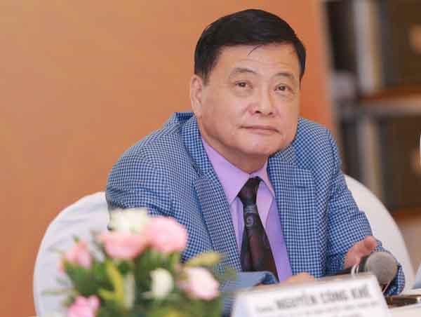 Ông Nguyễn Công Khế: Bóng đá Việt Nam muốn thành công phải tập hợp được nguồn lực