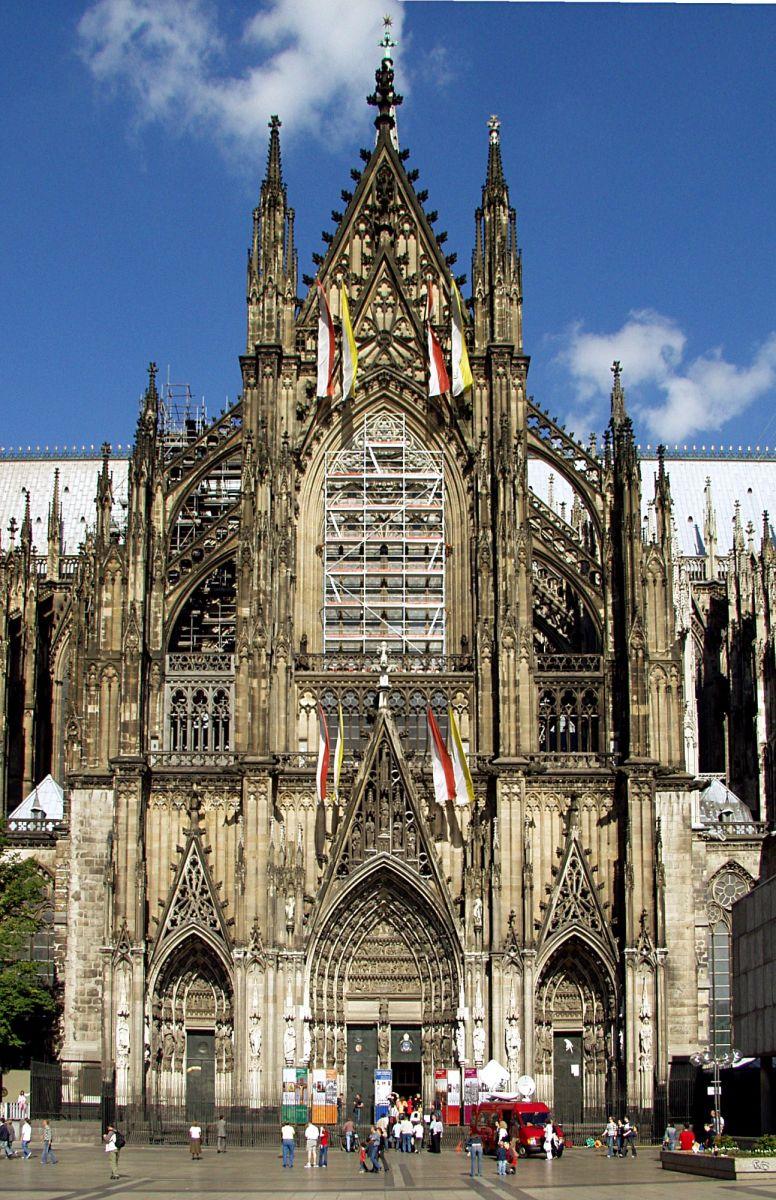 Trác tuyệt của kiến trúc châu Âu