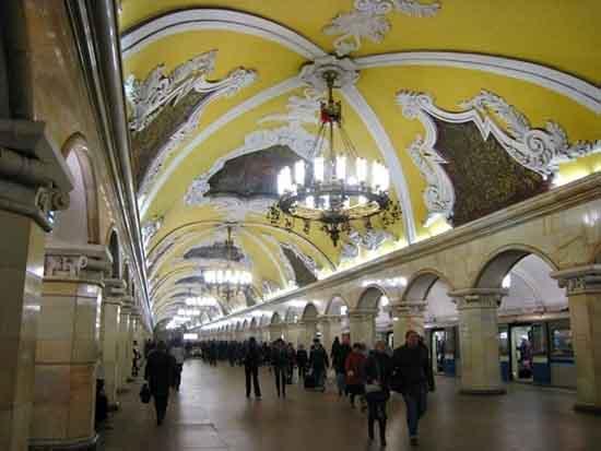 Bí kíp khi đến Nga du lịch mùa World Cup 2018