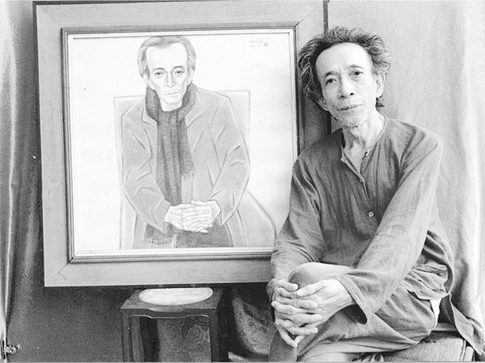 Bí ẩn về món quà cuối cùng của Kim Lân tặng nhà văn Nguyễn Tuân