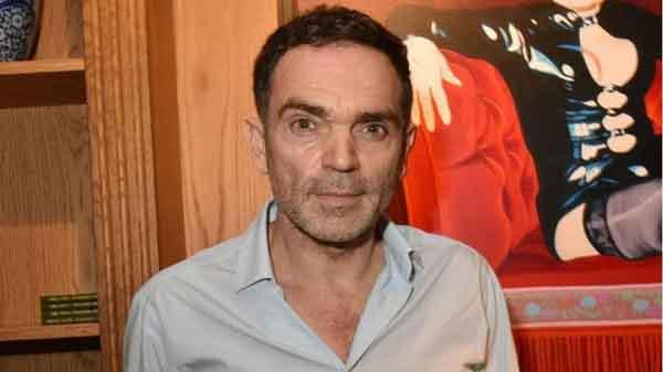 Nhà văn Yann Moix  không muốn hẹn hò với phụ nữ tuổi 50