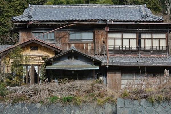 Chuyện khó tin: Nhà cho không tại Nhật Bản