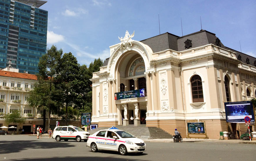 TP.HCM dự kiến xây dựng Nhà hát hơn 1.500 tỷ đồng
