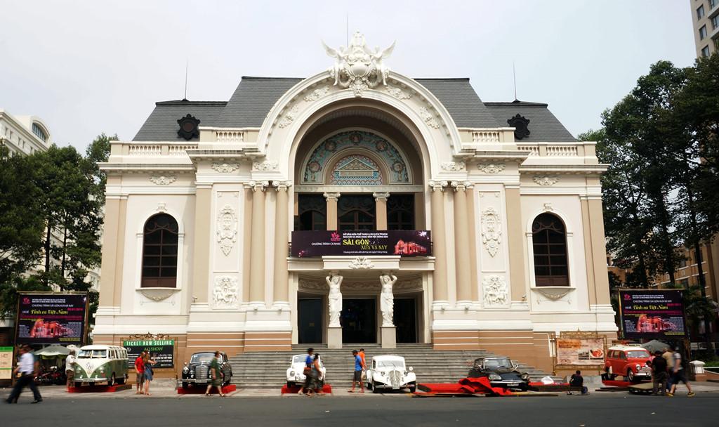 Xây nhà hát 1.500 tỉ ở Thủ Thiêm bằng tiền bán đấu giá khu đất 23 Lê Duẩn