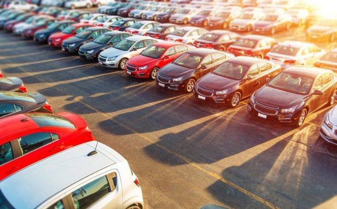 Việt Nam nhập 14.000 ôtô tháng 10-2018