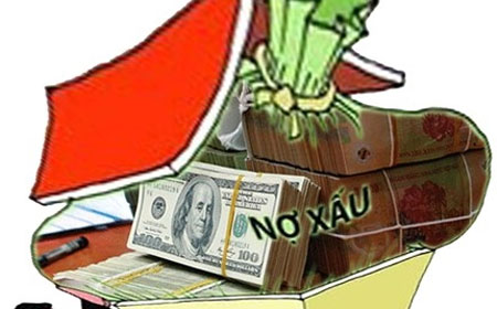 Gần 280.000 tỉ đồng nợ xấu được VAMC mua lại