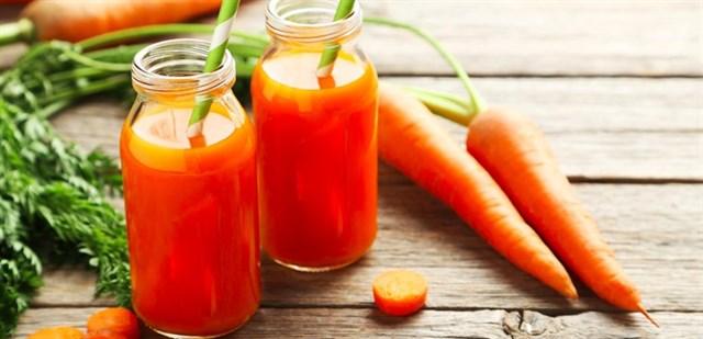 Nước ép cà rốt: Ngăn ngừa ung thư, bạn đã biết chưa?