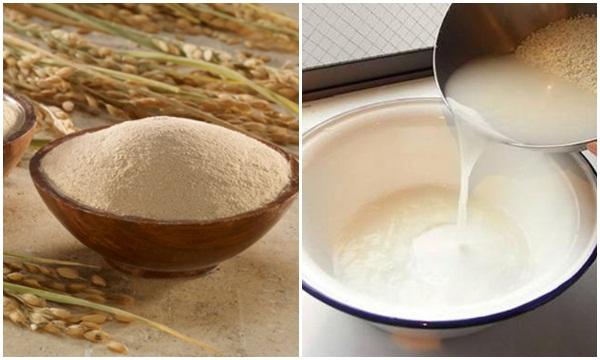 Tác dụng thật khó diễn tả của nước vo gạo