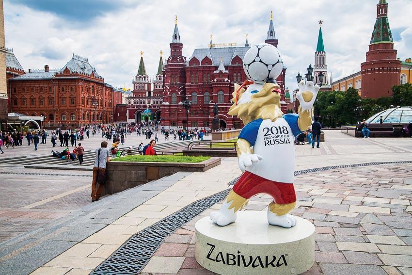 World Cup 2018 đã làm hình ảnh nước Nga thân thiện hơn trên toàn thế giới