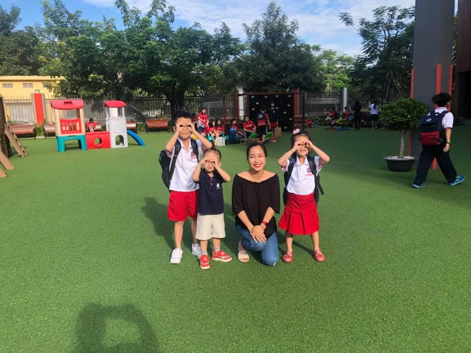Điểm danh các nhóc tỳ đáng yêu nhà sao Việt