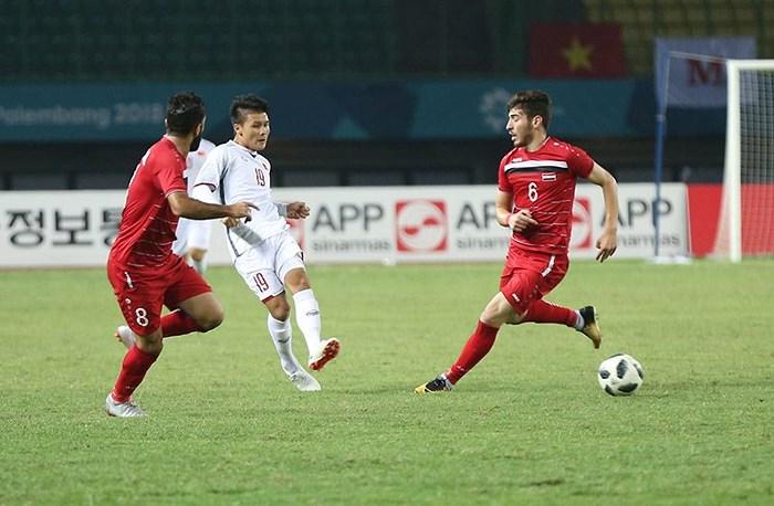 Highlights U23 Việt Nam 1-0 U23 Syria: Vỡ òa cảm xúc Văn Toàn!