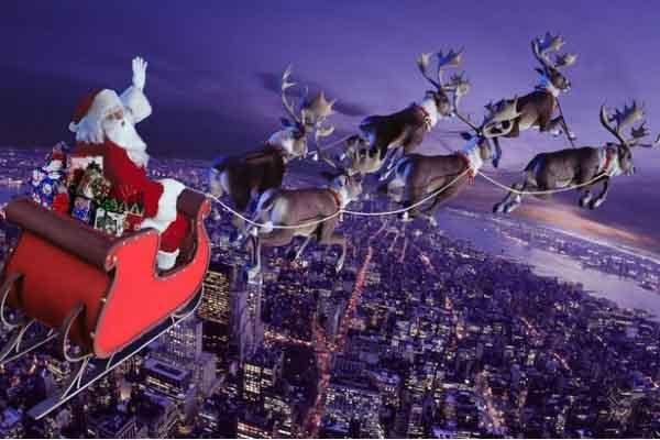 Truyền thuyết Ông Già Noel và những chú tuần lộc