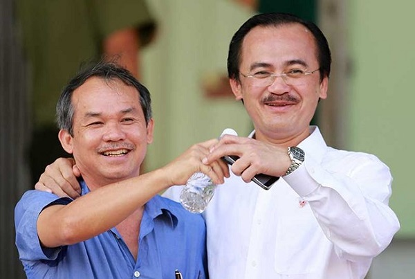 BLV Quang Huy: Bầu Đức, bầu Thắng vẫn còn tình yêu với bóng đá Việt Nam