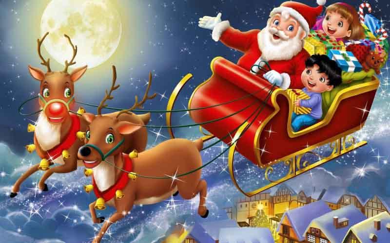Những sự thật thú vị về ông già Noel chưa kể