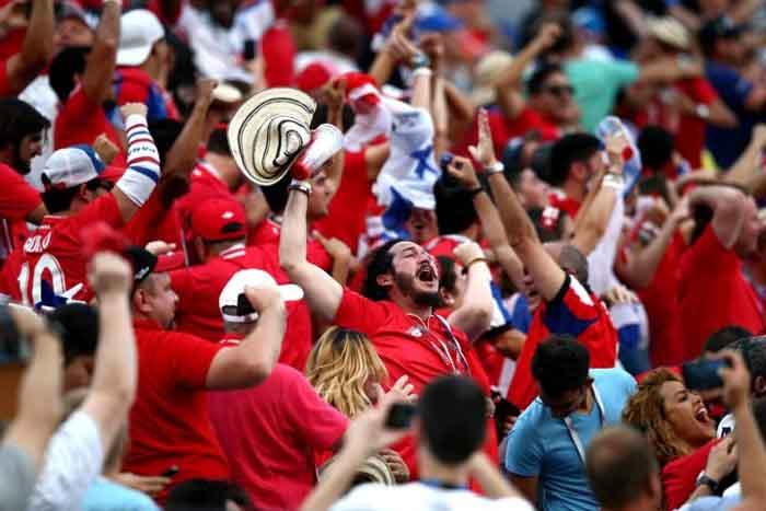 CĐV Panama 'phát cuồng' vì bàn thắng đầu tiên trong lịch sử World Cup
