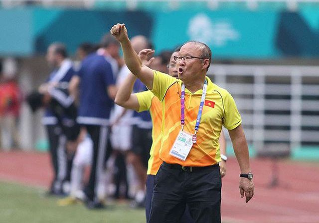 'Thầy Park' muốn tiếp tục gắn bó với bóng đá Việt Nam