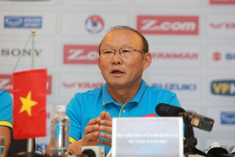 ASIAD 2018: Park Hang Seo chỉ ra điểm yếu của cầu thủ Việt Nam