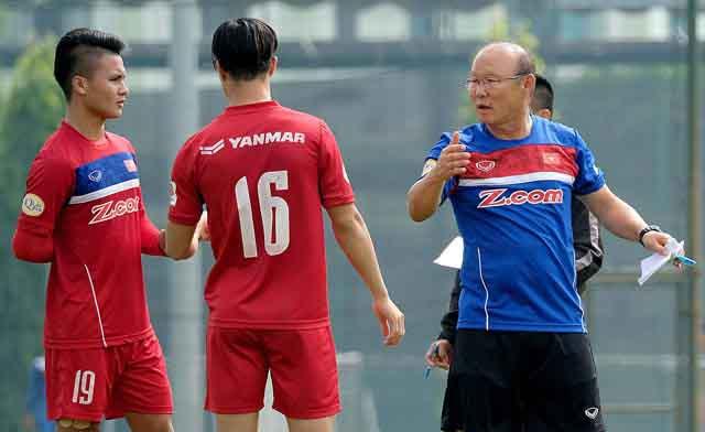 3 tiêu chí lựa chọn cầu thủ dự Asiad 2018 của HLV Park Hang Seo