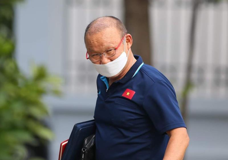 Huấn luyện viên Park Hang-seo có bị cách ly khi trở lại Việt Nam?