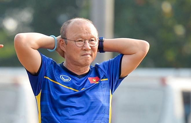 HLV Park Hang Seo nói gì trước trận gặp Olympic Nhật Bản?