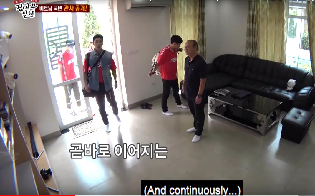 Khám phá căn hộ của HLV Park Hang-seo tại Việt Nam
