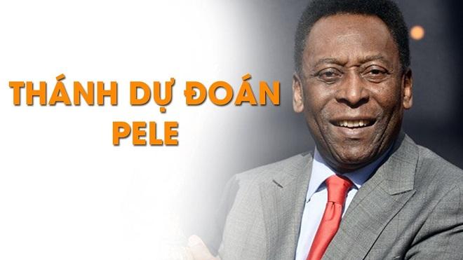Những lần dự đoán 'vô tiền khoáng hậu' của vua bóng đá Pele