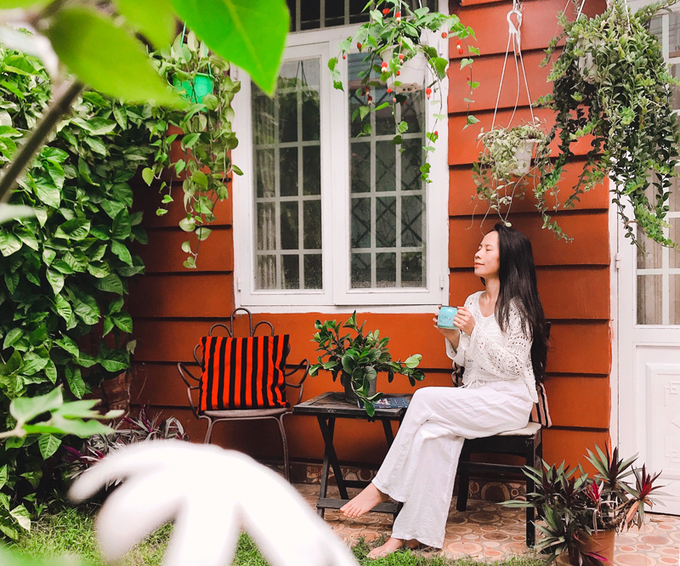 Ngôi nhà khơi nguồn cảm hứng trên thảo nguyên xanh mát