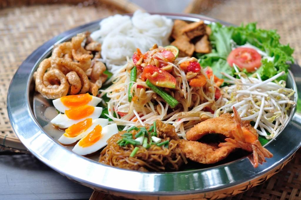 3 món ăn đường phố ngon nhất của Đông Nam Á